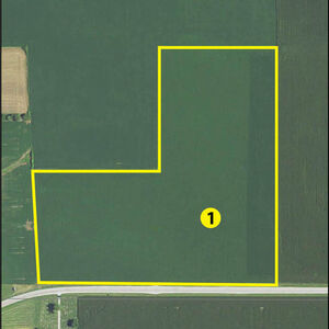 Tract 1 Aerial Map