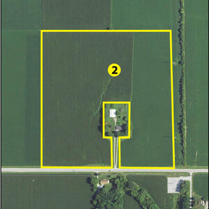 Tract 2 Aerial Map